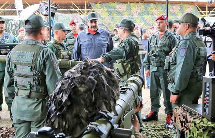 Le Venezuela réaffirme son attachement à l'Union civique et militaire
