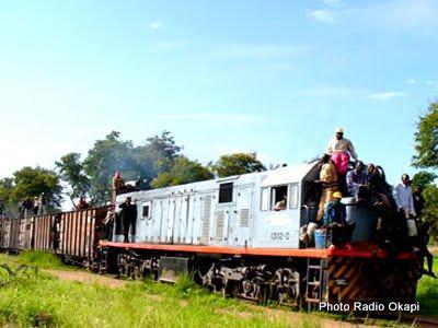 Haut-Lomami : 17 morts dans un accident ferroviaire