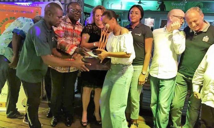 35ème Open de golf de Libreville : Sunday Olapade inscrit son nom sur le graal