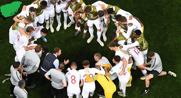 Avant le Mondial 2018, l'équipe anglaise s'était entraînée… sur une base militaire