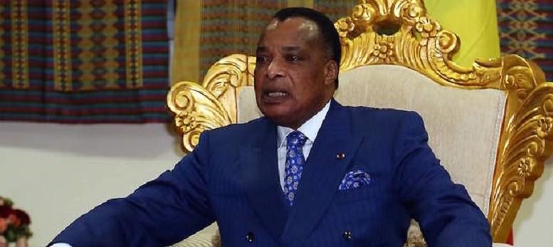 Denis Sassou Nguesso - Congo : Dénis Sassou Nguesso pour une réconciliation des Libyens avant les élections
