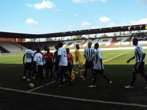 Division I Mazembe domine DCMP 1 0 - Division I : Mazembe domine DCMP (1-0)