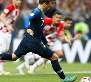 La Croatie tombe en finale - Coupe du Monde 2018 : La Croatie a joué la finale pour la première fois