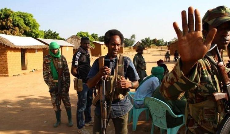 Un des groupes rebelles en Centrafrique - Pino Pino extradé en Centrafrique