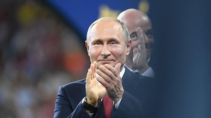La Russie a été visée par 25 millions de cyber-attaques pendant le Mondial de football (Affirmation de Poutine )