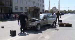 Série d'attaques contre la police en Tchétchénie