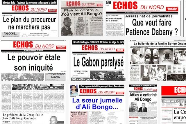 Echos du nord 1 - Médias : La HAC suspend pour un mois Echos du Nord