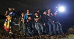 Hausse des traversées illégales de migrants à la frontière sud américaine en août