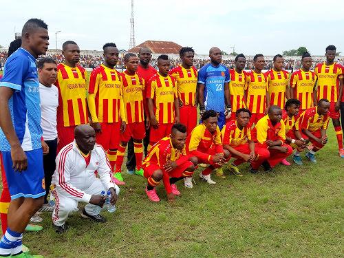 Division I : As Nyuki partage le point avec Sanga Balende