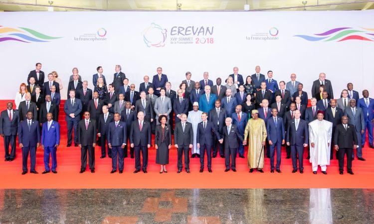 17e sommet d'Erevan : Le Gabon présent au rendez-vous de la grande famille Francophone