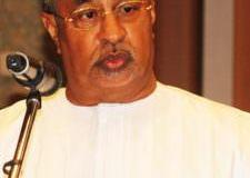 LUTTE CONTRE LE TERRORISME :  « Le renseignement dépend des populations », selon Mahamat Saleh