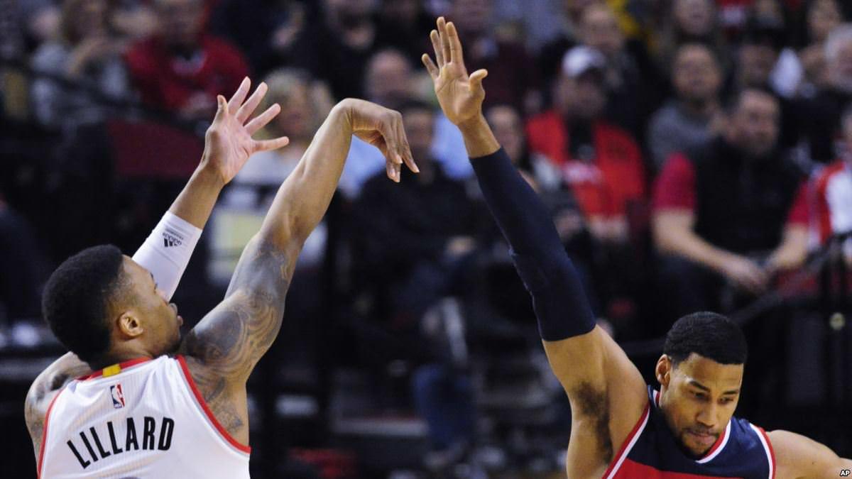 NBA - Harden réveille Houston, Portland enchaîne