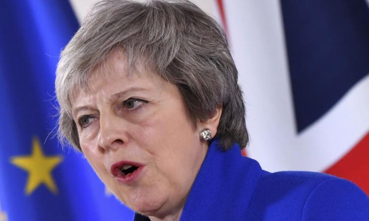 U.E : Accord sur le Brexit : la persévérance de Theresa May a payé