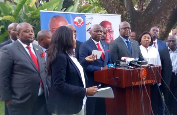 RDC : Liste des membres du cabinet du président de la république