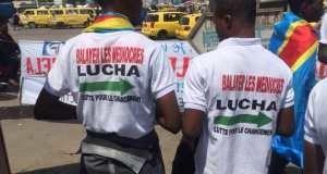 Kinshasa : Six jeunes de la Lucha arrêtés à Masina