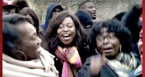 """France/La Diaspora patriotique dans la joie : """" Ali Bongo est vivant"""""""