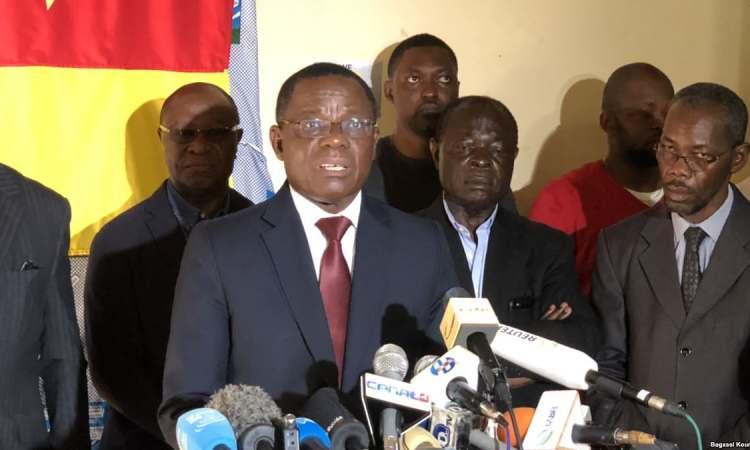 L'opposant Maurice Kamto arrêté