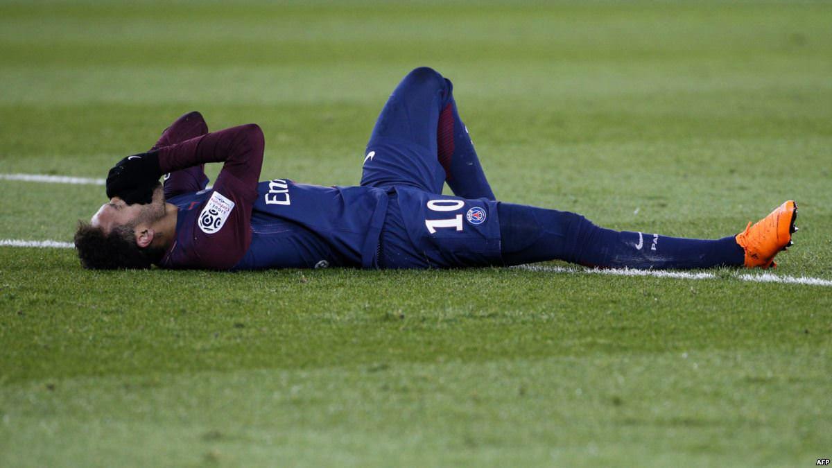 Neymar blessé: le cauchemar de la saison dernière s'éloigne