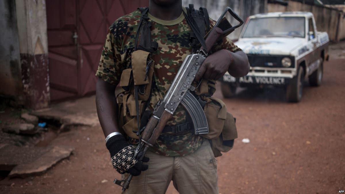 Peut-être dernière année pour l'embargo sur les armes en Centrafrique