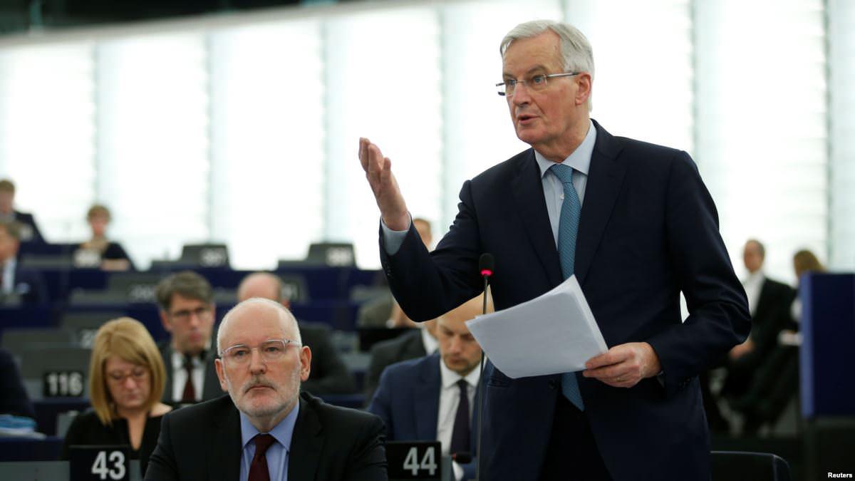 Brexit : ferme fin de non-recevoir de l'UE aux exigences britanniques