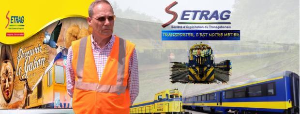 Transgabonais/SETRAG : La gestion désastreuse de Patrick CLAES et ses amis