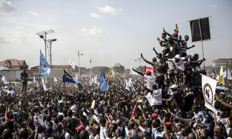"Fayulu alobi akokende na Union africaine mpe na ONU mpo na ""vérité des urnes"""