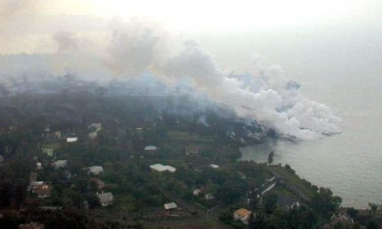 Rwanda esali contrat ya 400 millions $ mpo na ko produire gaz méthane na lac Kivu