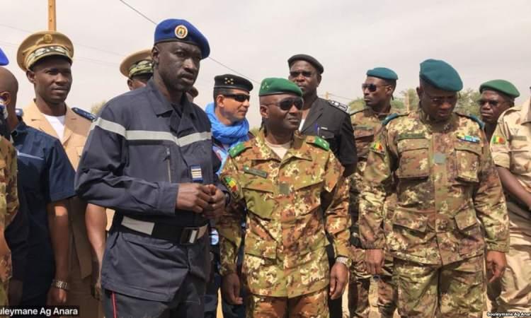 Un soldat malien blessé dans un échange de tirs avec des soldats allemands