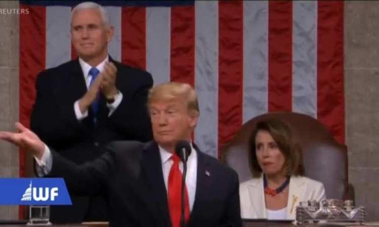 Washington Forum du jeudi 7 février 2019: Discours sur l'état de l'Union de Donald Trump