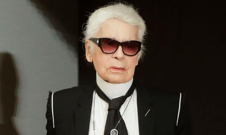 Chanel annonce la mort de Karl Lagerfeld