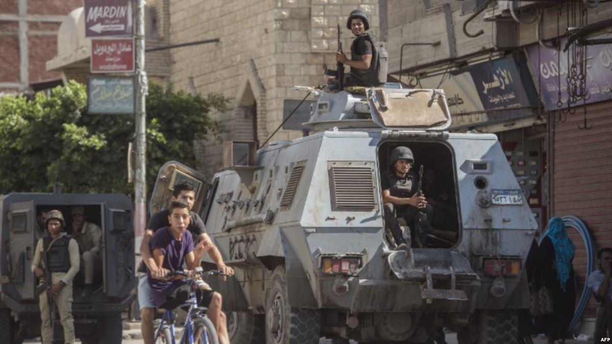 Egypte : Huit jihadistes présumés tués dans le Sinaï