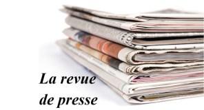 La presse lue par l'Agitateur : Sanctions au PDG et crise à l'horizon