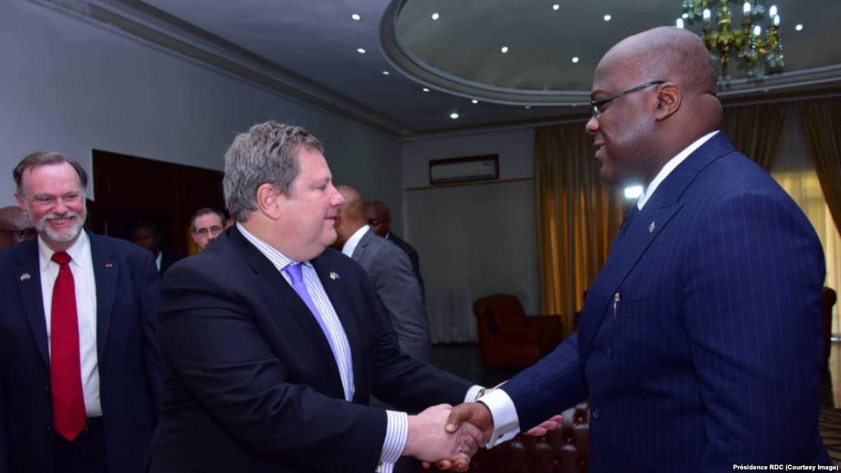 1553665494 21DF6530 F86B 44AD B0FE 7B939A850601 w1200 r1 s - RDC : Le président congolais Tshisekedi aux Etats-Unis la semaine prochaine