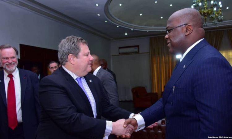 RDC : Le président congolais Tshisekedi aux Etats-Unis la semaine prochaine