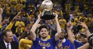 NBA: Golden State met fin à la longue série victorieuse de Houston