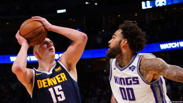 NBA: Denver en playoffs, San Antonio toujours chaud
