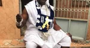 """Maixent ACCROMBESSI, l'homme qui fut plus le puissant du Gabon désormais grand """"Maître vaudou"""" au Bénin"""