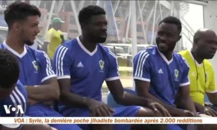 Rubrique sport du 12 mars 2019 avec Yacouba Ouedraogo