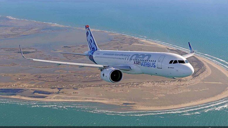 France: Méga-commande de la Chine chez Airbus