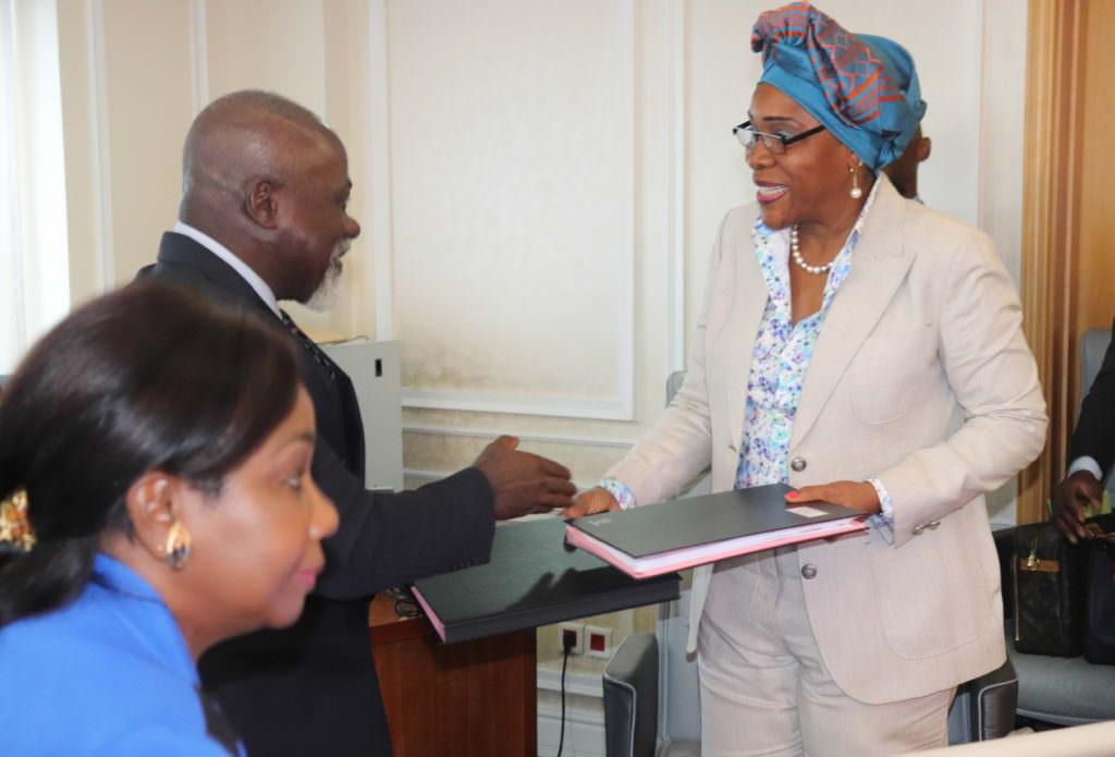 CONGO-ONU/219 MILLIONS DE DOLLARD US PREVUS POUR LE PLAN CADRE DES NATIONS UNIES 2020-2024