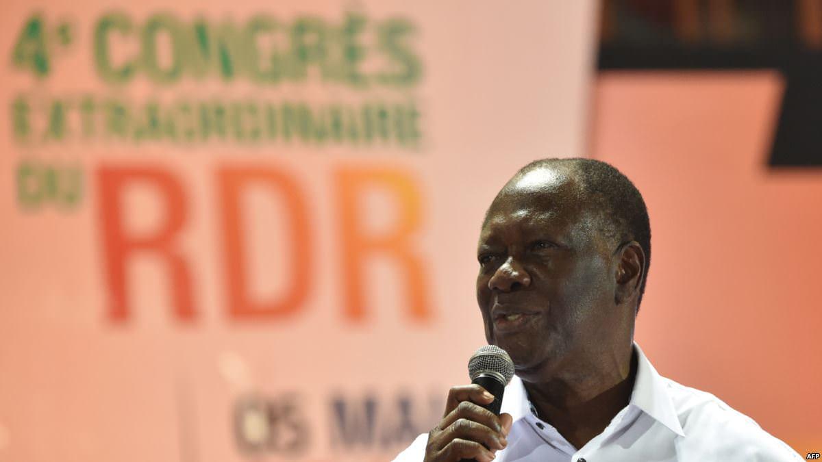 Un proche de Ouattara succède à Soro a l'Assemblée nationale