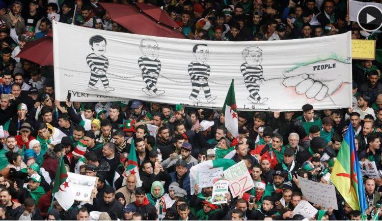 FRANCE/REVUE DE PRESSE /A la Une: l'armée sonne la retraite pour Bouteflika
