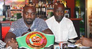 Boxe : Divorce prononcé entre Taylor Mabika Yoka Events ?