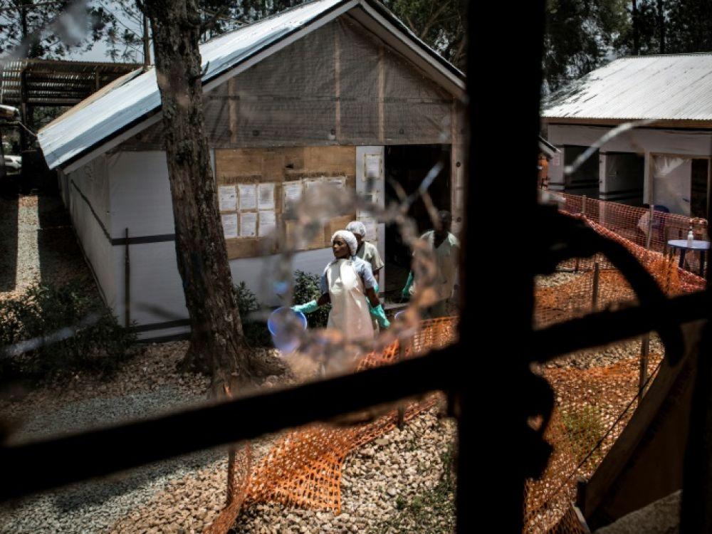 Ebola enRDC: un cas confirmé à Bunia, une des grandes villes de l'Est