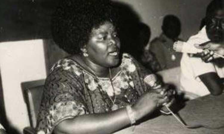[Portrait] Elisabeth Domitien, première femme Premier ministre africaine