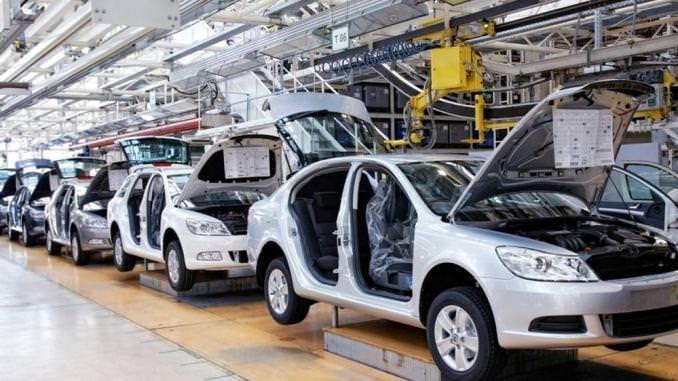 industrie automobile algerie - L'Afrique, zone blanche de la production de véhicules automobiles dans le monde