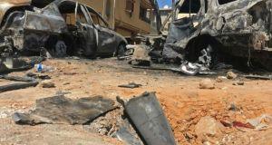Libye: l'ONU en quête d'unité pour réclamer un cessez-le-feu, roquettes sur Tripoli