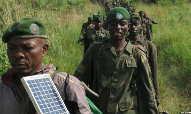 36 rebelles burundais et 3 militaires congolais tués au Sud-Kivu