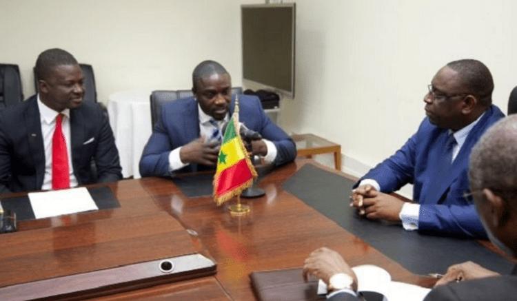 Akon chez Macky Sall - Sénégal : Akon veut investir dans l'énergie et l'agriculture