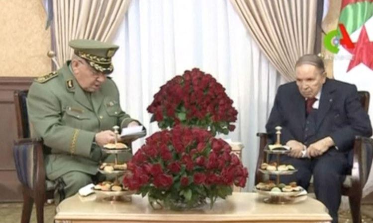 Bouteflika a envoyé sa démission au Conseil constitutionnel